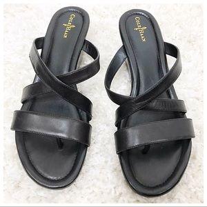 Cole Haan Nike Air Sandal Wedge Size 10.5